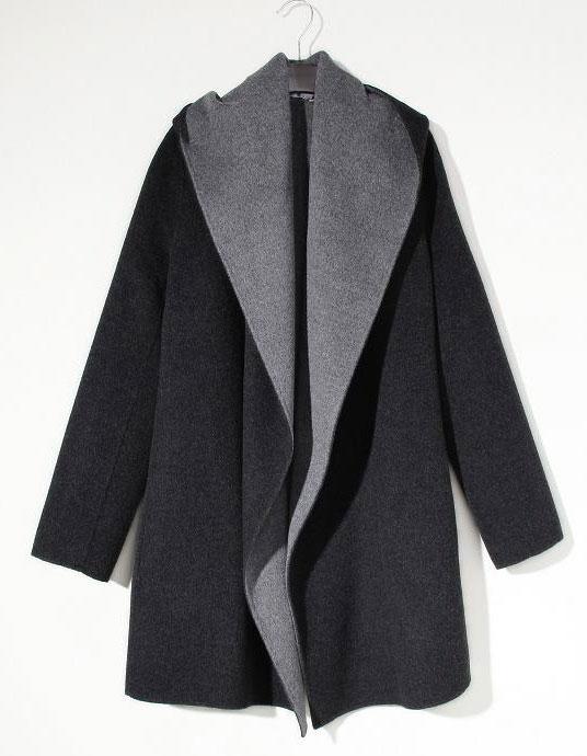 Как сшить пальто