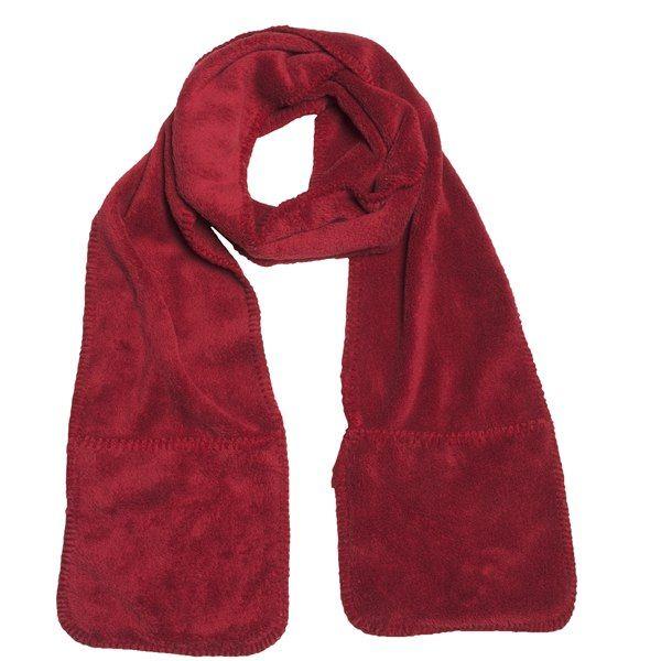 Детский шарф из флиса своими руками 51